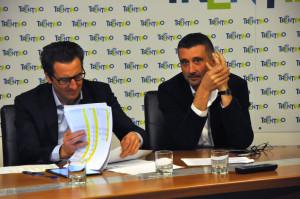 Ass. Dallapiccola - dott. Rossini conferenza stampa 10.11.2015