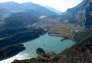 Valle dei Laghi panoramica